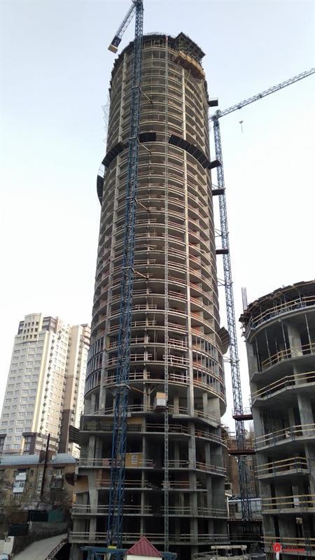 ЖК Taryan Towers: Март 2019