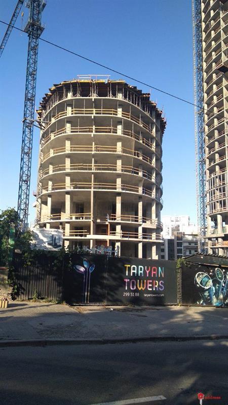 ЖК Taryan Towers: Июль 2019