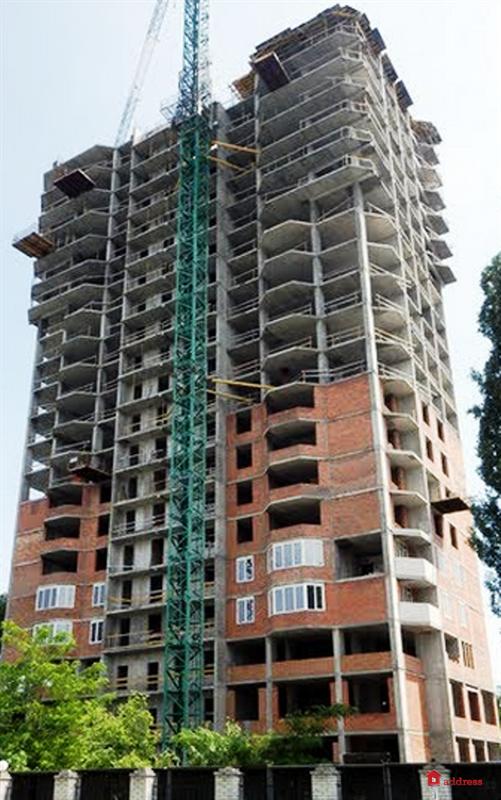 Дом на ул. Каунасская 2а: Июнь 2015