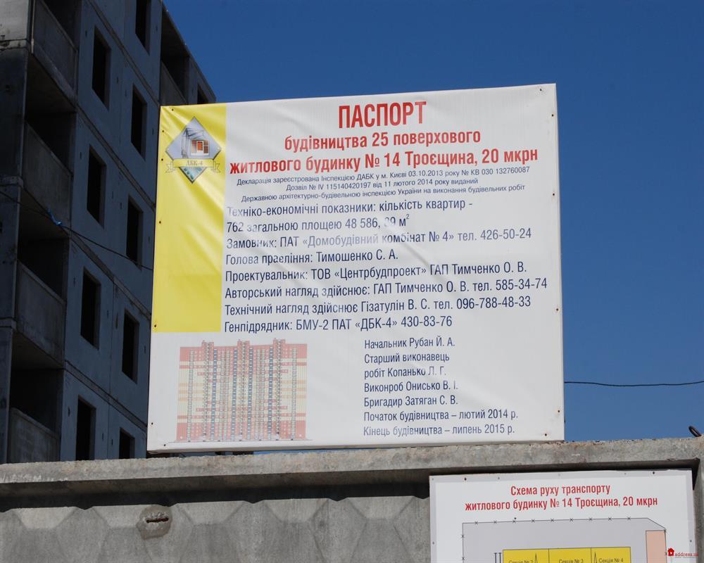 ЖК Милославичи: Сентябрь 2014