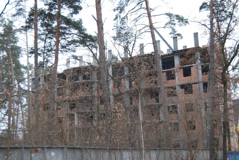 """ЖК """"Лесной уют"""": Ноябрь 2014"""