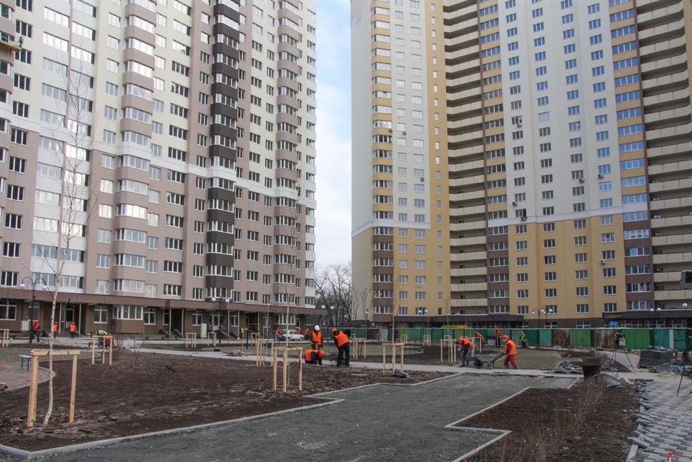 """ЖК """"Лесной квартал"""": Ноябрь 2015"""