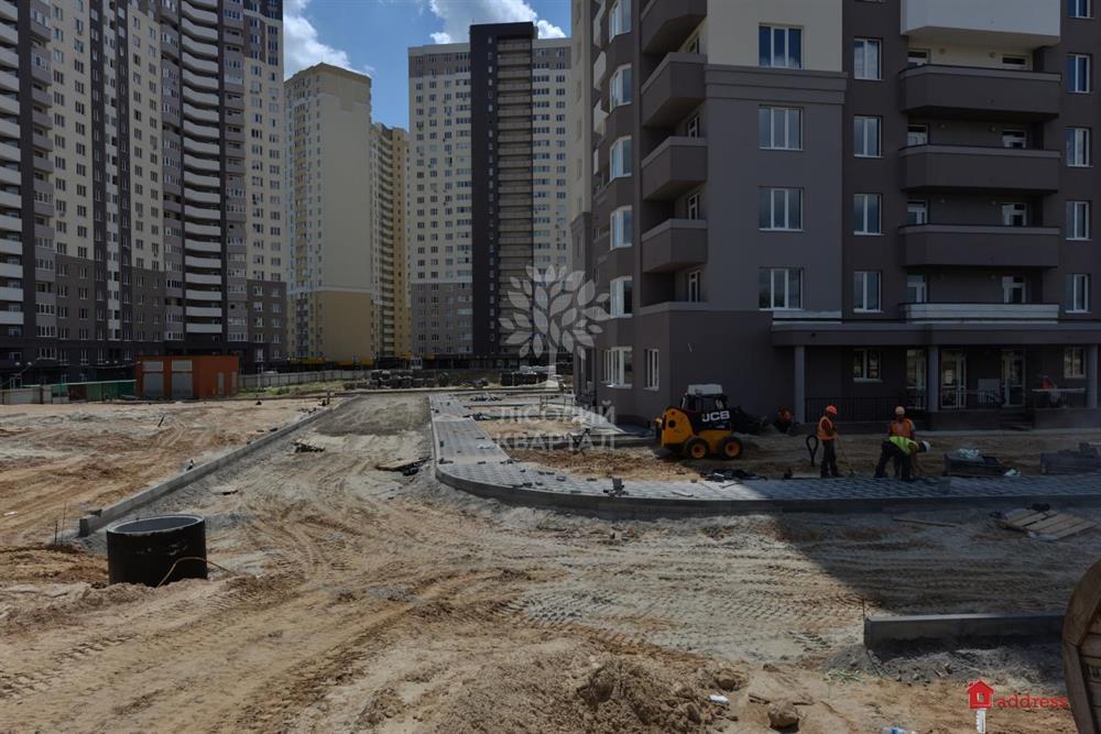 """ЖК """"Лесной квартал"""": Июль 2018"""