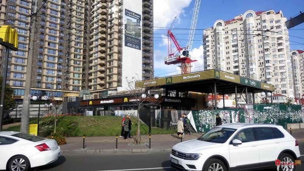Obolon Residences: Октябрь 2017