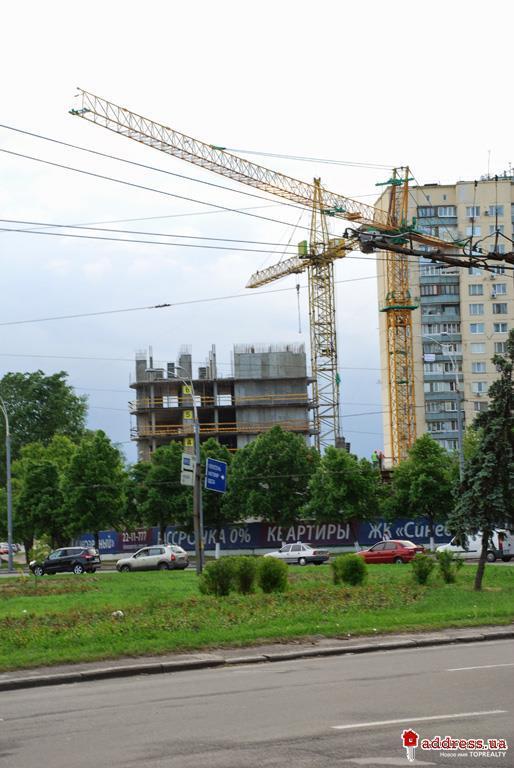 ЖК Синеозерный: Май 2014