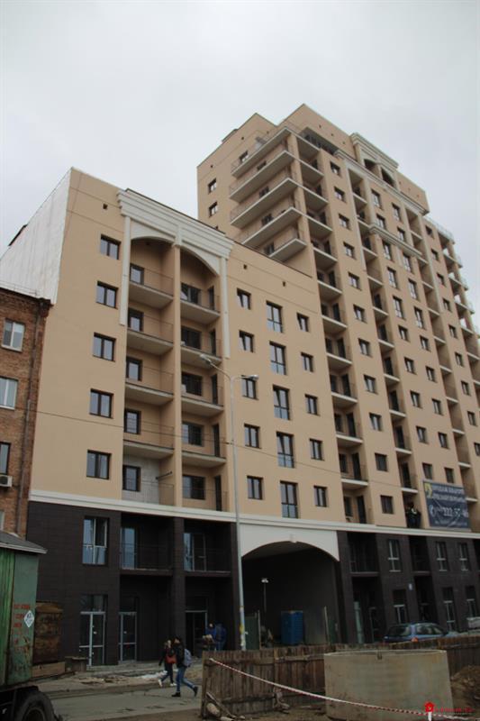 ЖК Златоустовская, 14-18: Октябрь 2014