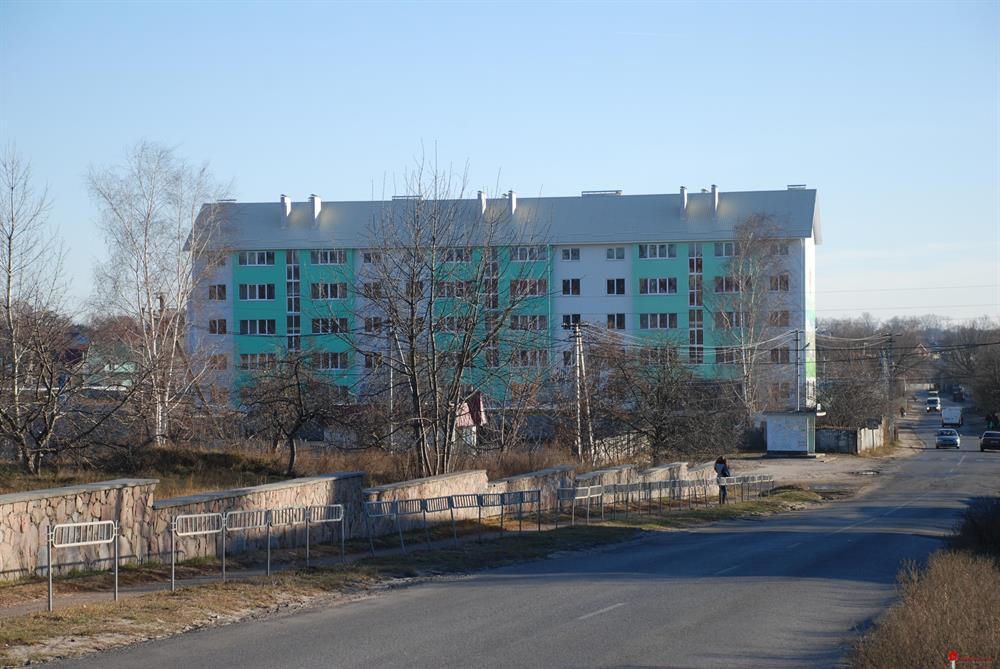 ЖК Белогородка: Ноябрь 2014