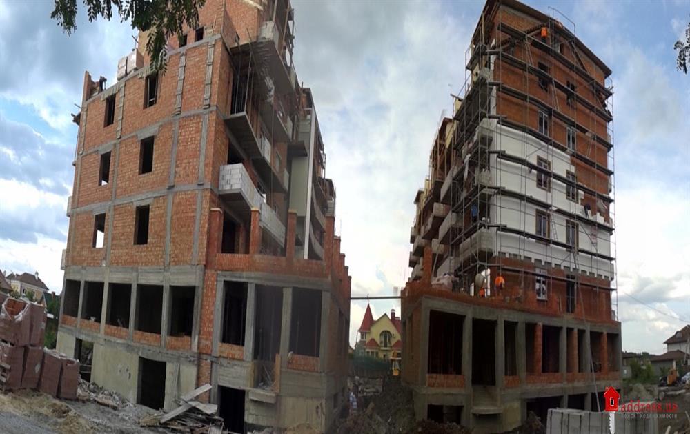ЖК Чабаны квартал: Процесс строительства