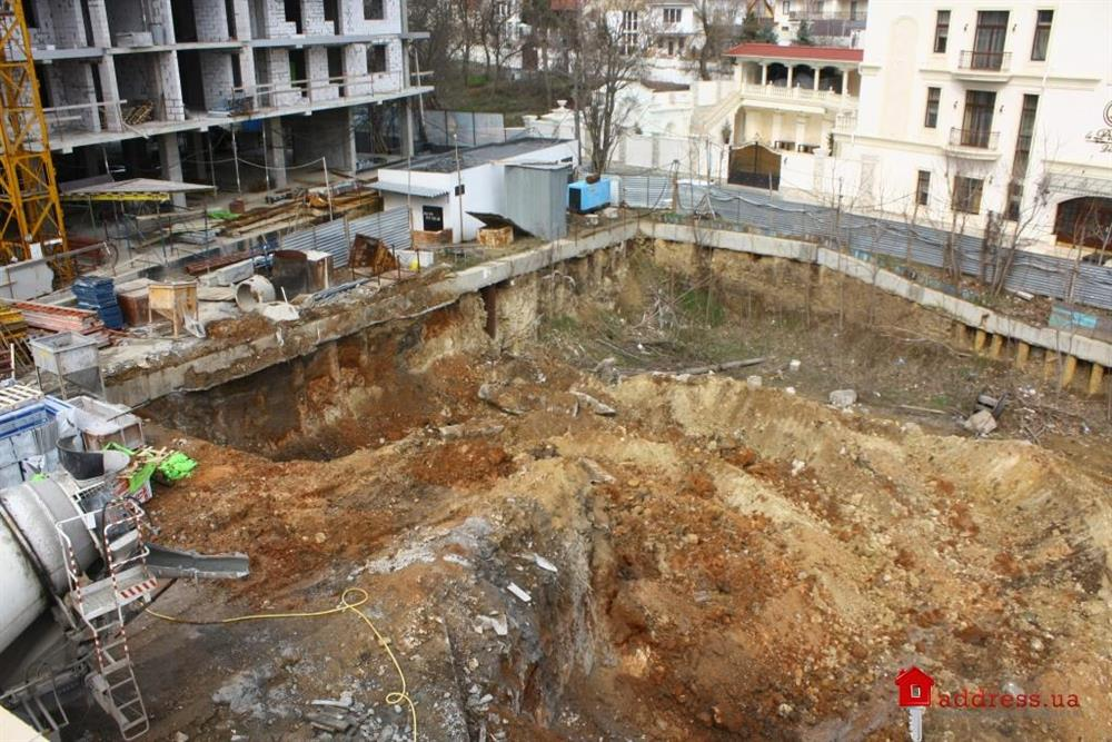 ЖК Миконос: Март 2015