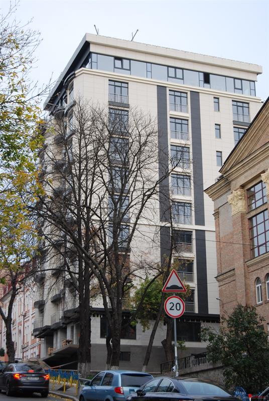 Жилой комплекс  по ул. Тарасовская, 9в: Октябрь 2014