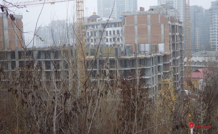 ЖК 52 Жемчужина (Pechersk Plaza): Ноябрь 2019