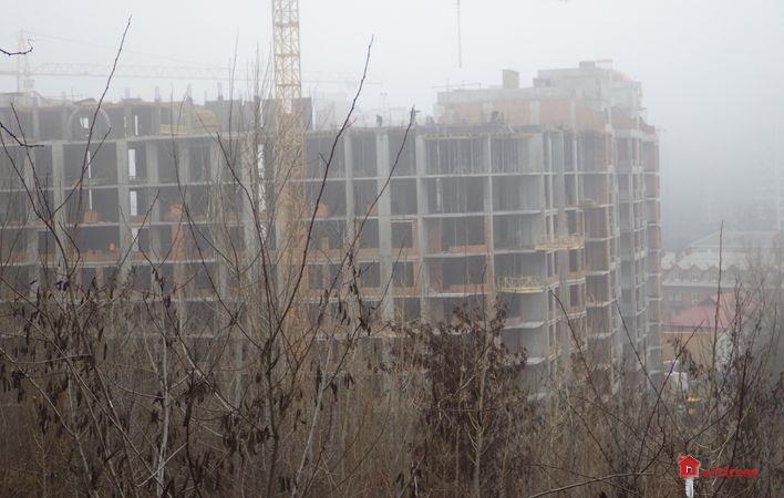 ЖК 52 Жемчужина (Pechersk Plaza): Январь 2020