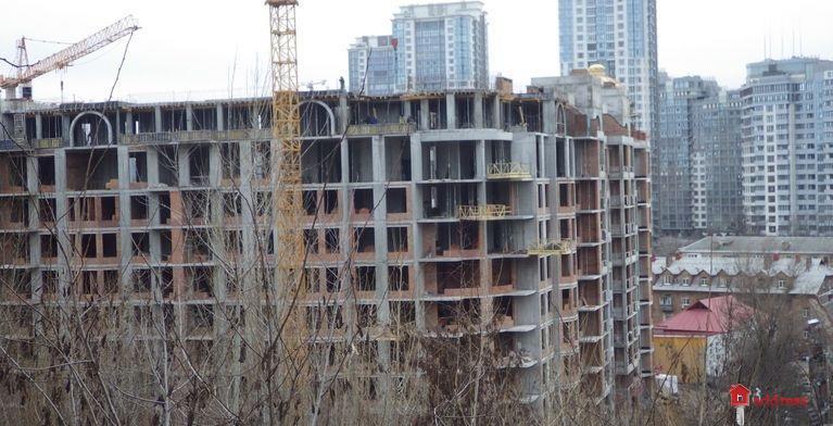 ЖК 52 Жемчужина (Pechersk Plaza): Февраль 2020
