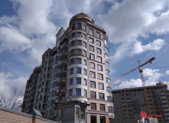 ЖК 52 Жемчужина (Pechersk Plaza): Апрель 2020