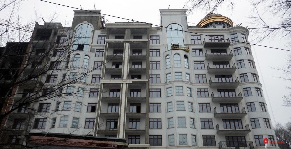ЖК 52 Жемчужина (Pechersk Plaza): Январь 2019