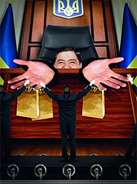 Баня на Крещатике: энциклопедия взяточничества Черновецкого & Co. Рассказ очевидца