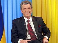 Ющенко ушел от прямого ответа на самый популярный интернет-вопрос (ВИДЕО)