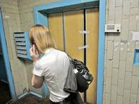 В Днепропетровске массово отключают лифты