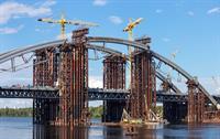 Чтобы достроить Подольский мост нужно 350 млн. евро