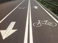 Харьковчане предложили обустроить в городе еще одну велодорожку