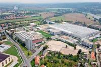 Под Киевом построили индустриальный парк