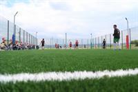 В 20 школах и пяти детских садах откроют новые стадионы