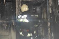 Ночью на Багалия горел дом: есть погибшие