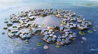 Из-за глобального потепления в мире начнут строить плавучие города