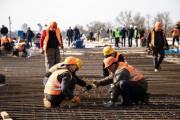 Киев постарается не снизить темпы строительства метро и развязок