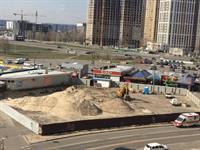 На Срибнокильской активизировалось незаконное строительство
