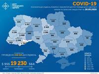 За сутки выявлено 354 новых заболевших коронавирусом