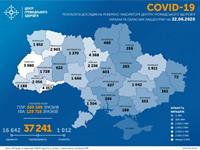 В Украине 681 новый случай коронавируса