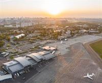 Возле взлетной полосы аэропорта «Киев» построят жилые дома