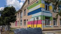 В Пархомовке завершается ремонт школы