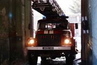 На стройплощадке столичного ЖК произошел пожар
