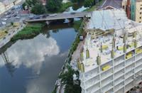 Новости строительства IT park Manufactura (июль 2020)