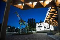 Паркинг и клиника: что строят в столичном зоопарке