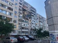 Взрыв на улице Крушельницкой: что будет с домом и с жильцами