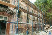 Реставрация Дома Сурукчи. Комплекс работ, завершенных в июле