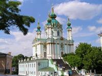 Андреевскую церковь снова будут ремонтировать