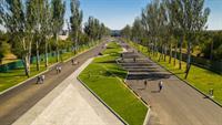 Повредили светильники и фонтаны: в парке Победы орудуют вандалы