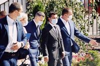 Строительство онкоцентра в Харькове: комментарий президента