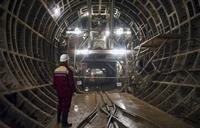 Начинается прокладка тоннеля от будущей станции метро «Мостицкая» до станции «Сырец»