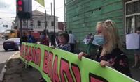 Харьковчане снова вышли на пикет против работы Коксохима