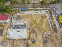 Новости строительства ЖК Wellspring сентябрь 2020 (видео)