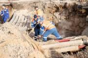 До конца года построят водопровод для 4 многоэтажек в Дарницком районе