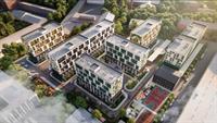 Новая жизнь заброшенного завода: Как строят уникальный ЖК Urban city (фото, видео)