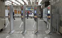 На 15 станциях столичной подземки установят новые турникеты (список станций)