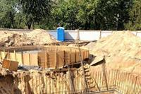 Парк «Аврора» ремонтируют