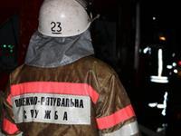 Ночью на Ушакова горела 16-этажка: есть пострадавшие